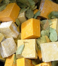 Natural Aromatherapy Soap