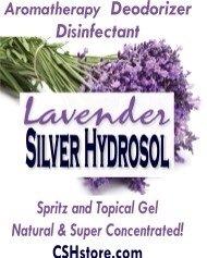 lavender silver hydrosol